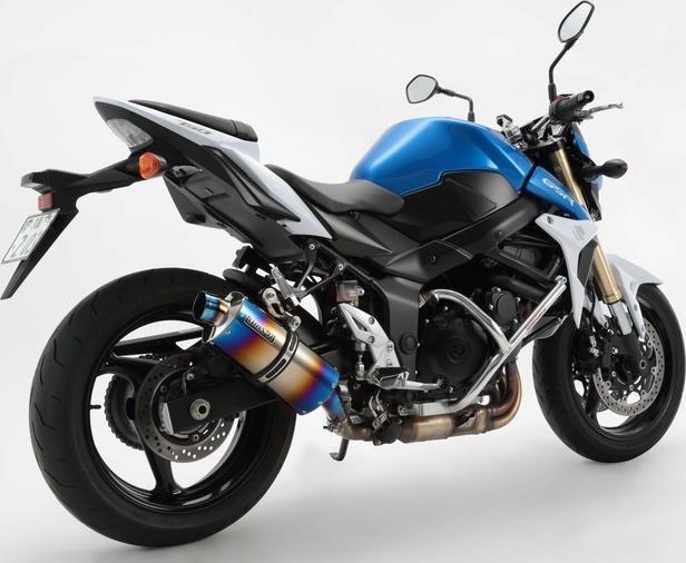 【BEAMS】R-EVO 燒色鈦合金 方型排氣管尾段 - 「Webike-摩托百貨」