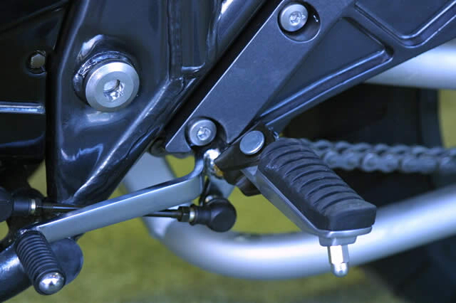 【GOLDMEDAL】原創加高型腳踏套件 - 「Webike-摩托百貨」