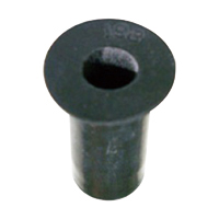 【NTB】內嵌式橡膠螺帽 5mm 長 - 「Webike-摩托百貨」