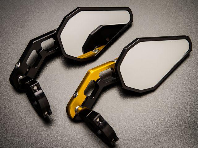【DRIVEN】D-AXIS 可調式後視鏡 (左右兼用) - 「Webike-摩托百貨」