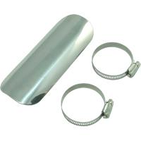 【KUSTOM1】排氣管護罩 平面型 - 「Webike-摩托百貨」