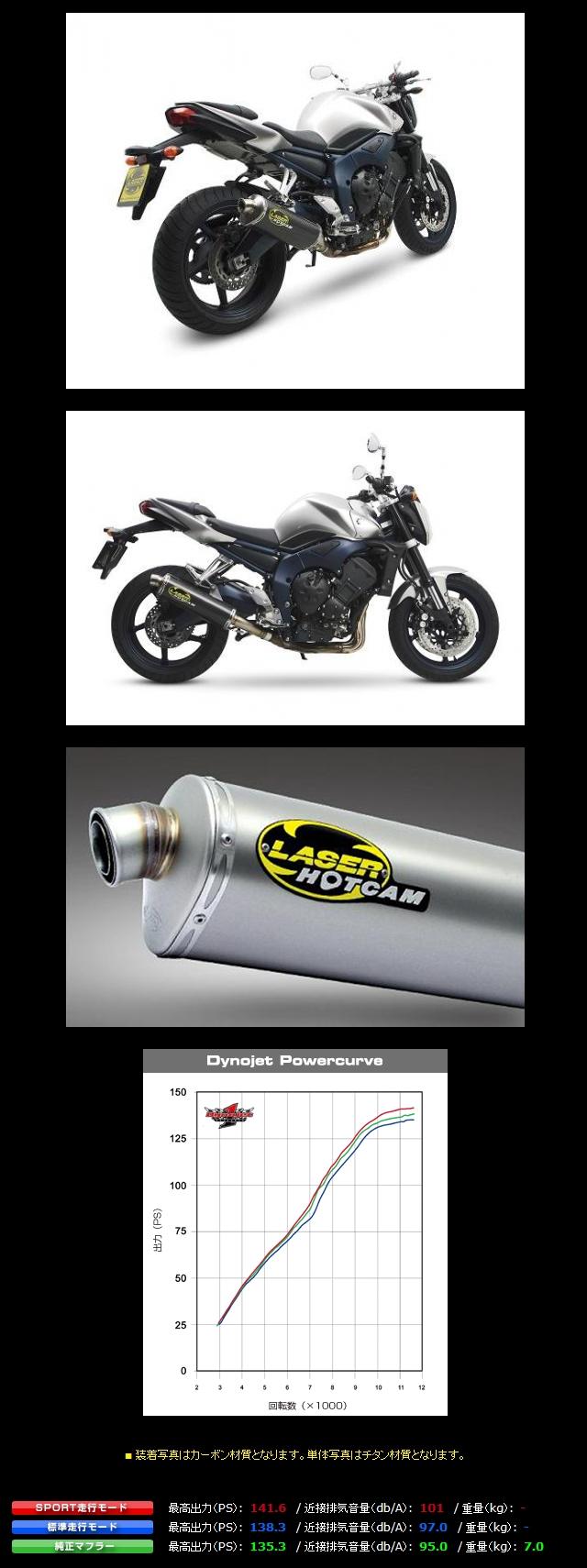 【LASER】Hot Cam DS 排氣管尾段  - 「Webike-摩托百貨」