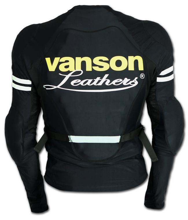【VANSON】內穿式護甲外套 - 「Webike-摩托百貨」