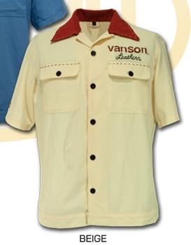 【VANSON】維修人員襯衫 - 「Webike-摩托百貨」