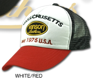 【VANSON】VS13710 網帽 - 「Webike-摩托百貨」
