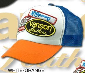 【VANSON】VS13711 網帽 - 「Webike-摩托百貨」