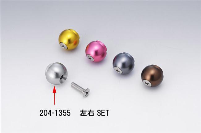 【KIJIMA】端子 鋁合金 銀色 New Giorno 2個一組 - 「Webike-摩托百貨」