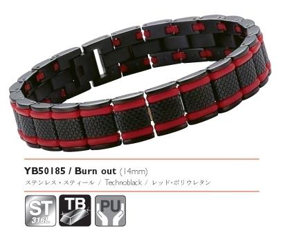 【ROCHET】Burn Out 手環 - 「Webike-摩托百貨」