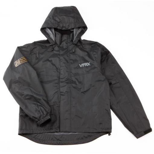 【RUMBLE】雨衣(黑色) - 「Webike-摩托百貨」