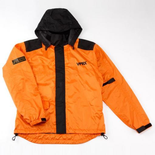 【RUMBLE】雨衣(橘色) - 「Webike-摩托百貨」