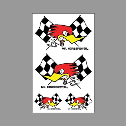 【Clay smith】FLAG  貼紙 - 「Webike-摩托百貨」