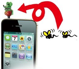 【RAT FINK】智慧型手機耳機孔防塵塞 - 「Webike-摩托百貨」