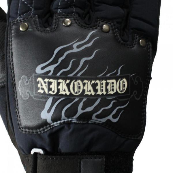 【貳黑堂】Speed Ride冬季手套 甲鐵 - 「Webike-摩托百貨」
