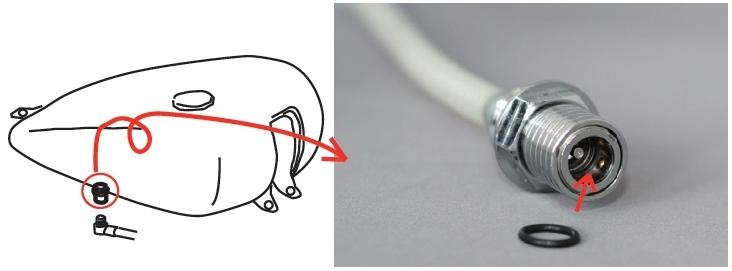 【KIJIMA】MK O環 EF I 單向閥用 - 「Webike-摩托百貨」