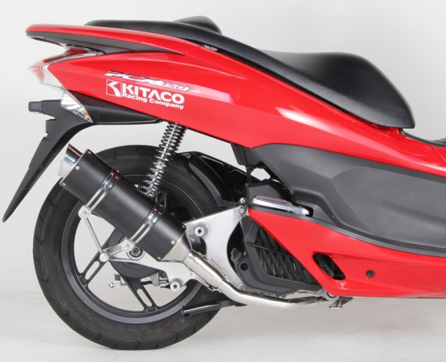 【KITACO】GPR Down 全段排氣管 Type R1 (PCX125用) - 「Webike-摩托百貨」