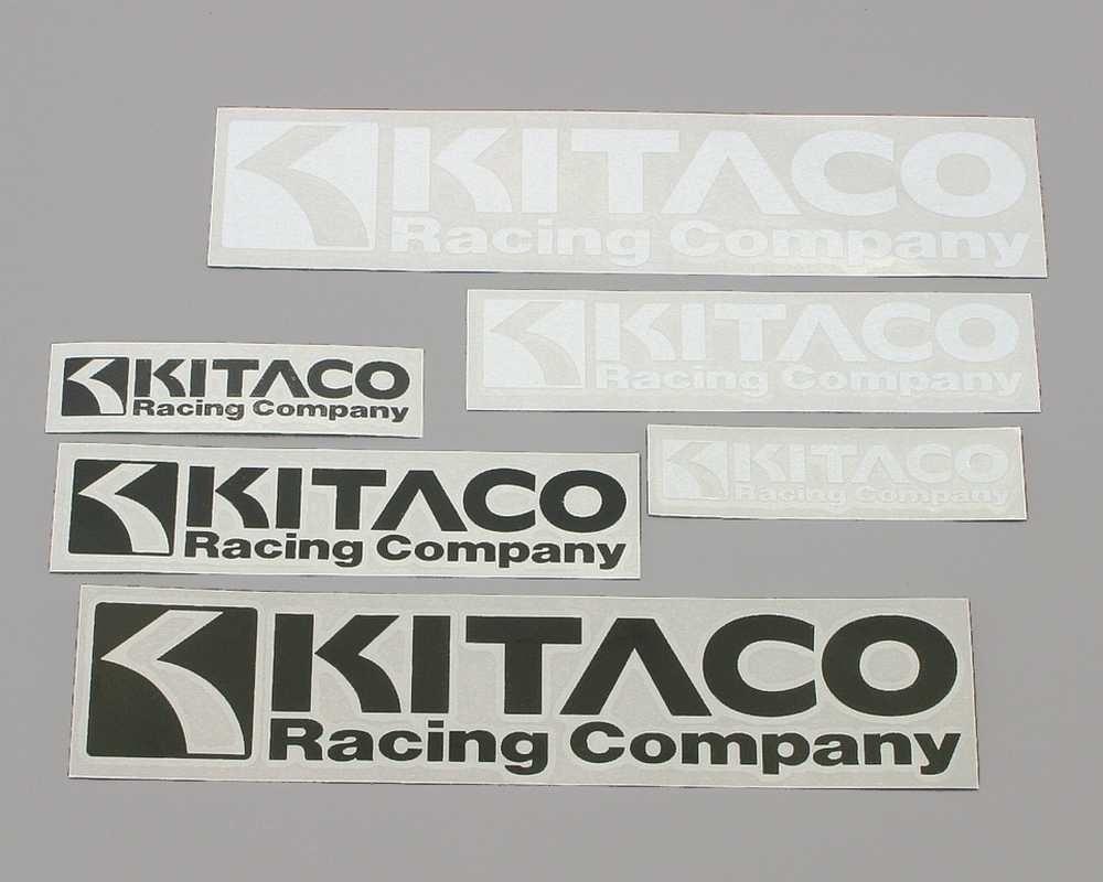 【KITACO】貼紙(黑色)55×290 - 「Webike-摩托百貨」