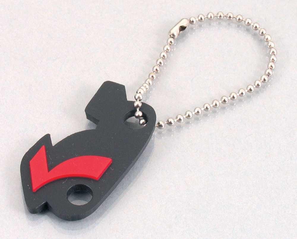 【KITACO】鑰匙圈PVC - 「Webike-摩托百貨」