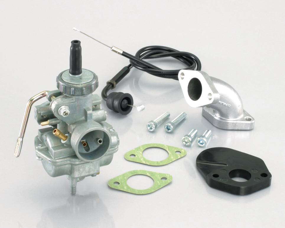 【KITACO】加大口徑化油器套件 KEIHINPC Φ20 - 「Webike-摩托百貨」