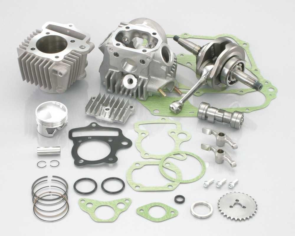 【KITACO】108cc電鍍汽缸改裝套件 - 「Webike-摩托百貨」