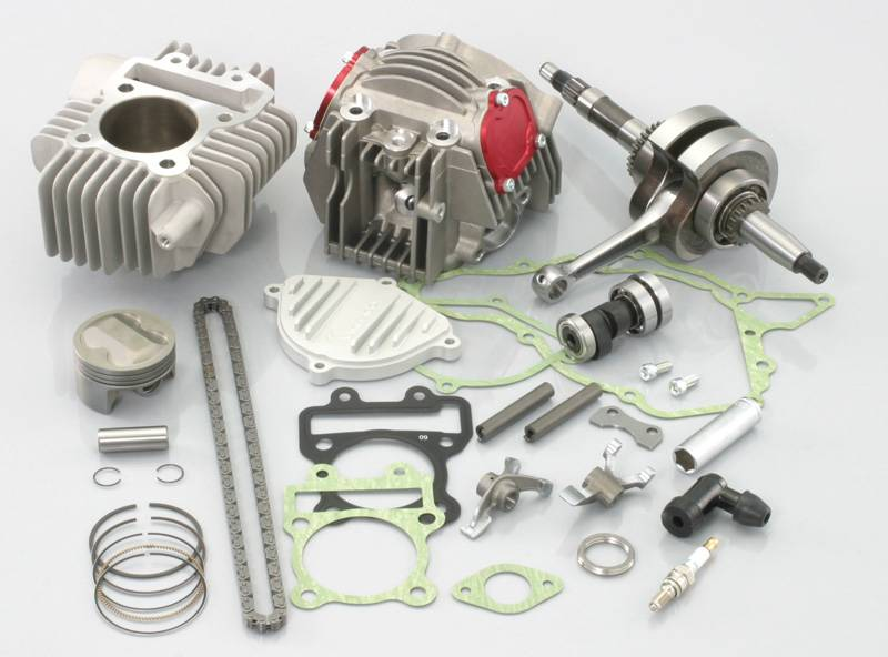 【KITACO】ULTRA-SE 4 汽門加大缸徑套件(125cc) - 「Webike-摩托百貨」
