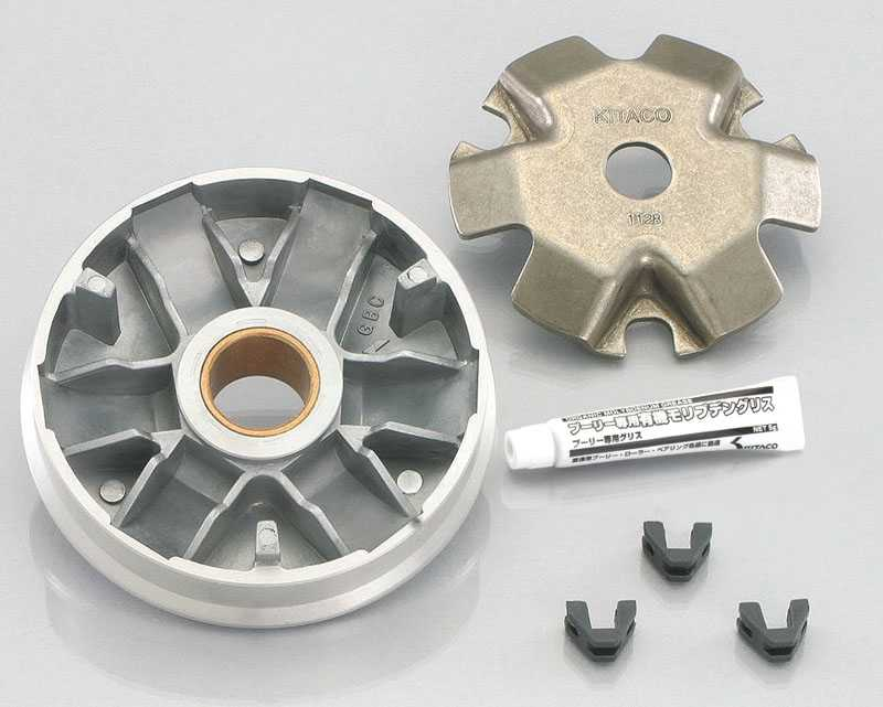 High Speed Pulley Kit Type 3