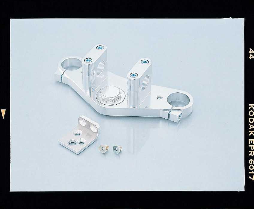 【KITACO】鋁合金上三角台(把手座付) - 「Webike-摩托百貨」