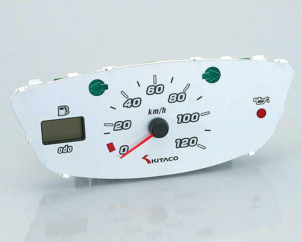 120km/h Speedometer