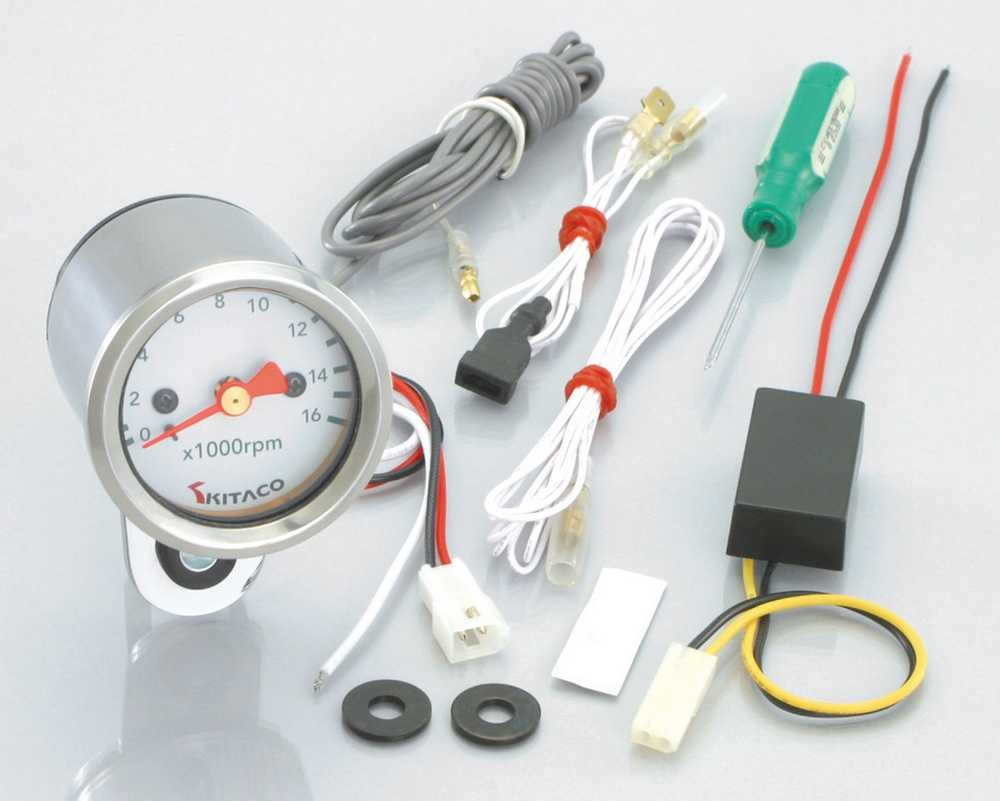 【KITACO】迷你 迷你轉速錶電子式 - 「Webike-摩托百貨」