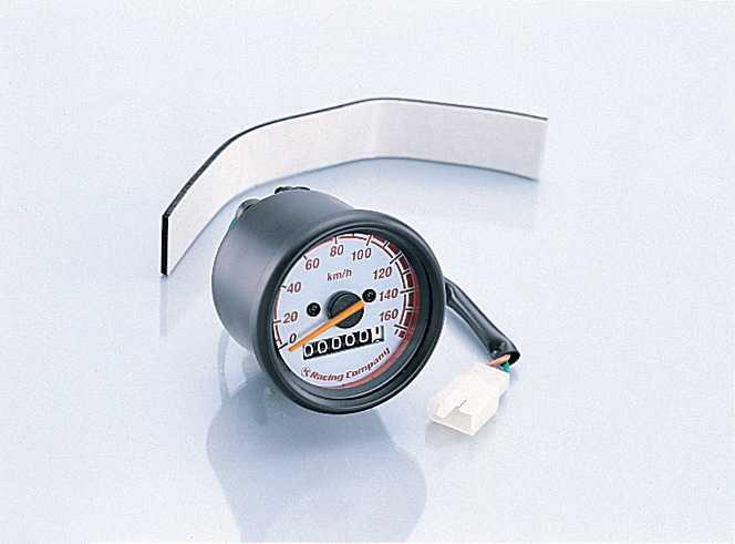 【KITACO】160km/h速度錶 - 「Webike-摩托百貨」