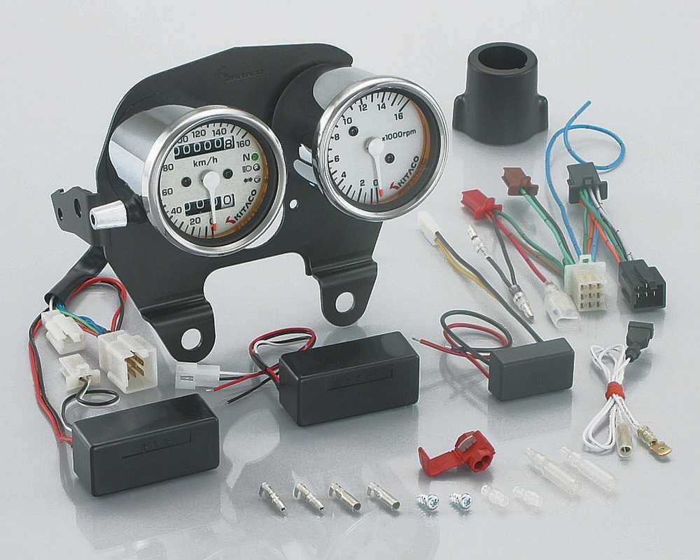 【KITACO】ELSpeed&轉速錶套件 - 「Webike-摩托百貨」