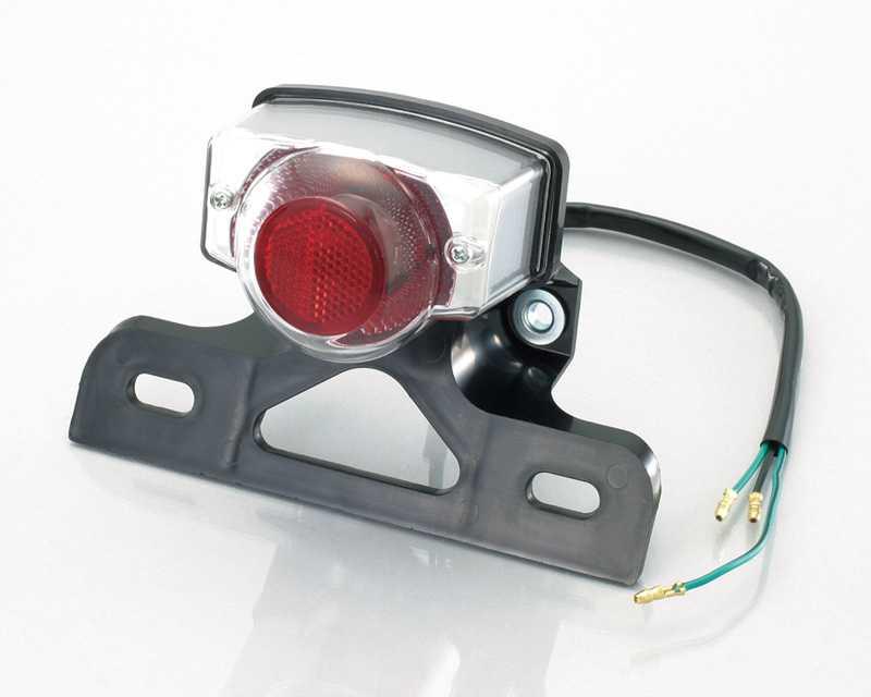 【KITACO】透明 尾燈 - 「Webike-摩托百貨」