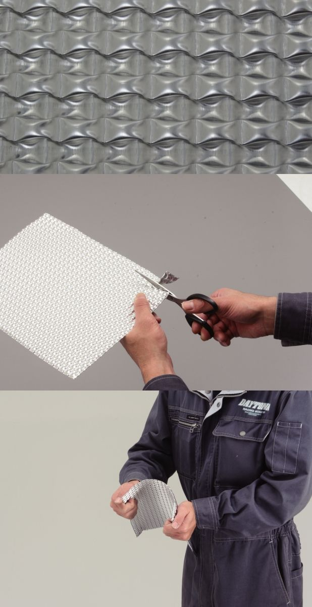【DAYTONA】通用型遮熱板 - 「Webike-摩托百貨」