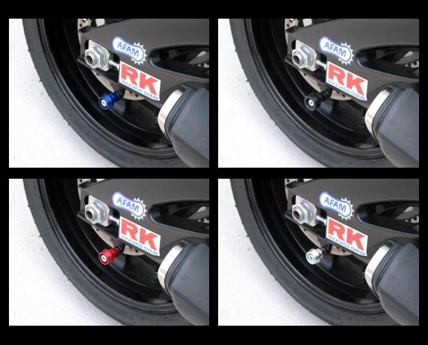 【J-TRIP】鋁合金 後搖臂駐車球 - 「Webike-摩托百貨」