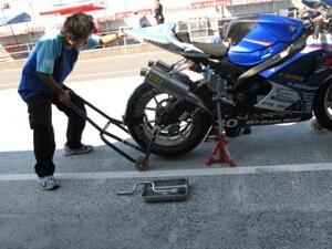 【J-TRIP】Endurance V型駐車架支撐板 (2個 Φ60) - 「Webike-摩托百貨」