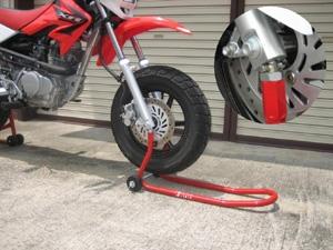 【J-TRIP】Mini 前叉用駐車架 - 「Webike-摩托百貨」