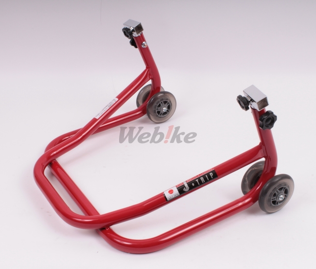 【J-TRIP】Short wide 滾輪型後駐車架 (只有本體) - 「Webike-摩托百貨」
