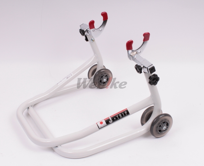 Short Roller Rear Stand (V-shaped Receiving Set)