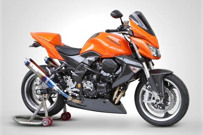 【K-FACTORY】FRC 鈦合金排氣管尾段 Twinx 雙出 - 「Webike-摩托百貨」