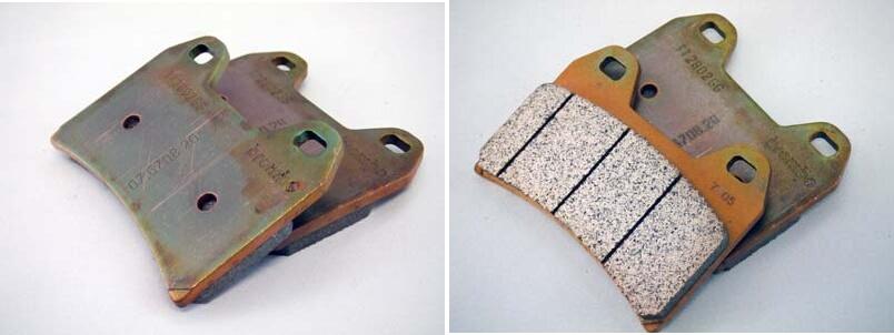 【brembo】30/34 輻射式卡鉗用 Z01煞車皮 - 「Webike-摩托百貨」