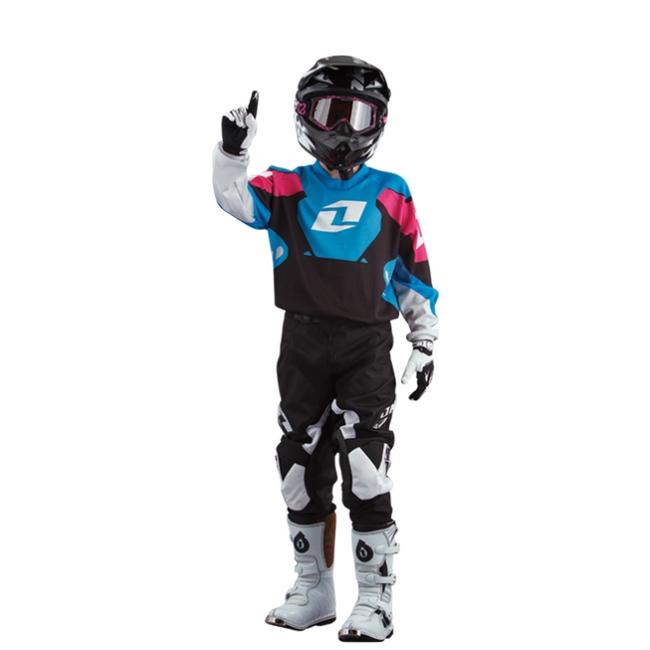【ONE Industries】兒童用 CARBON 越野車褲 - 「Webike-摩托百貨」
