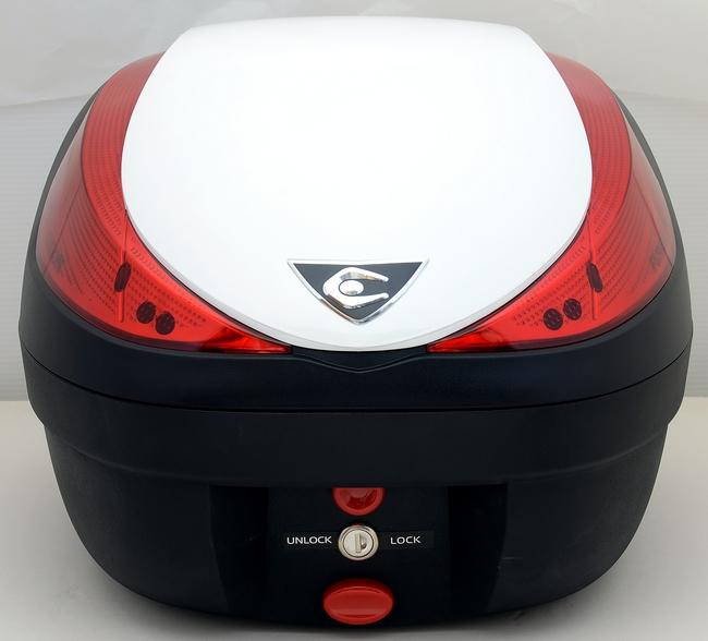 【COOCASE】V28 FUSION SPEC-F2 28L後行李箱 - 「Webike-摩托百貨」
