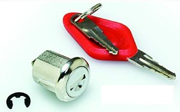 【COOCASE】【維修配件】 遙控器用鑰匙鎖芯組 - 「Webike-摩托百貨」