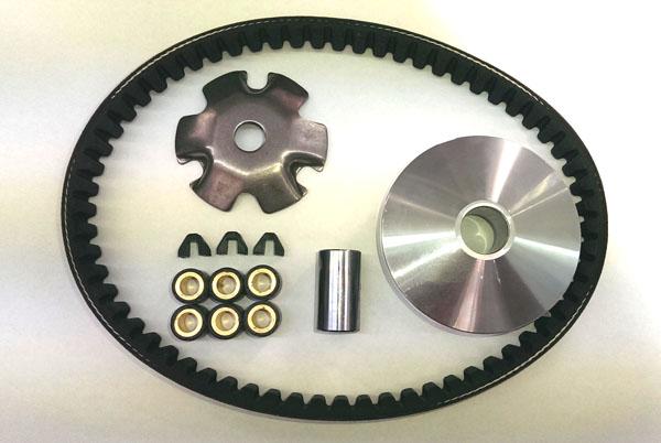 【ALBA】CVT維修用 普利盤、皮帶套件 - 「Webike-摩托百貨」