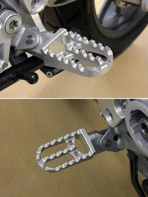 【r's gear】降低腳踏板 - 「Webike-摩托百貨」