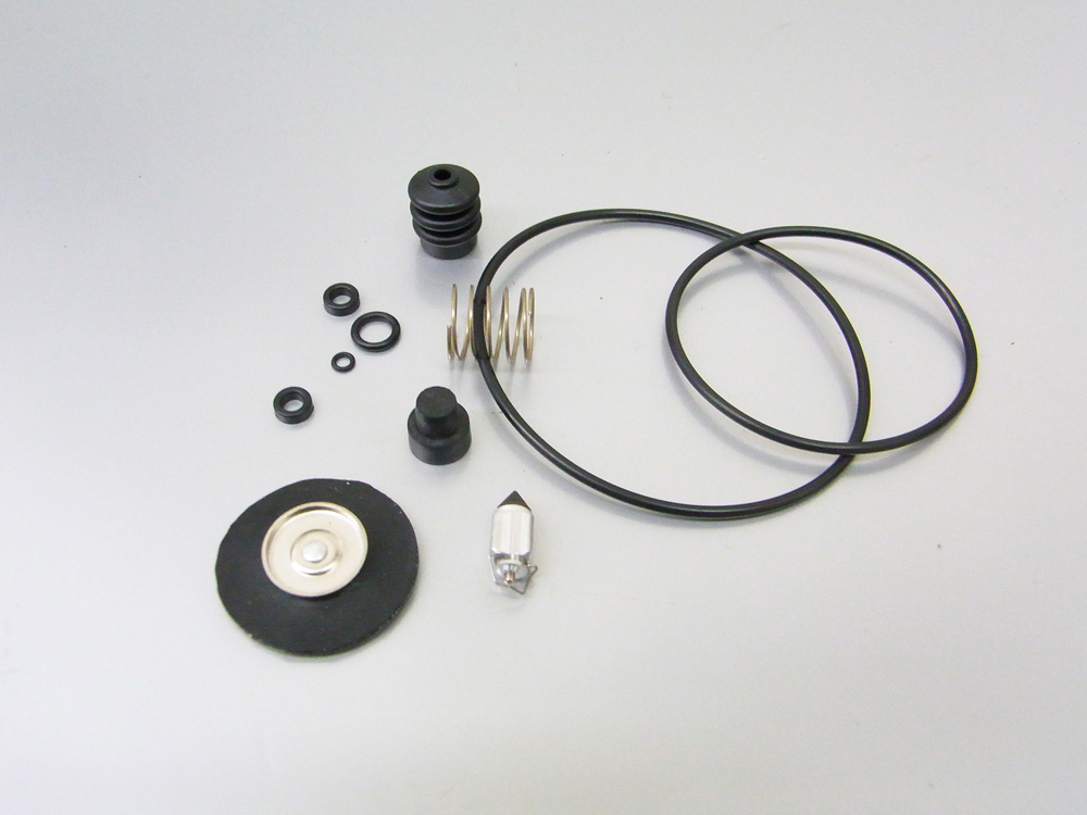 【ALBA】KEIHIN 化油器修理包套件 - 「Webike-摩托百貨」
