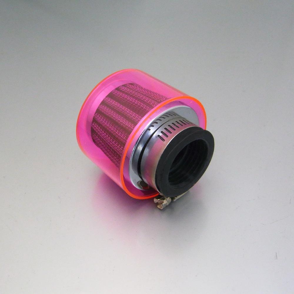 【ALBA】Motor-assisted Bicycle用 空氣濾芯 φ35  (透視粉紅色) - 「Webike-摩托百貨」