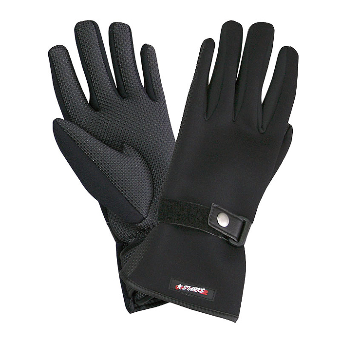 【ALBA】防潑水氯丁橡膠手套 尺寸::L - 「Webike-摩托百貨」