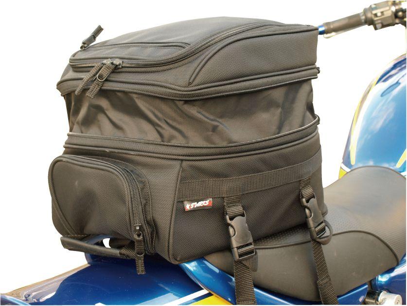 【ALBA】容量可変坐墊包 - 「Webike-摩托百貨」