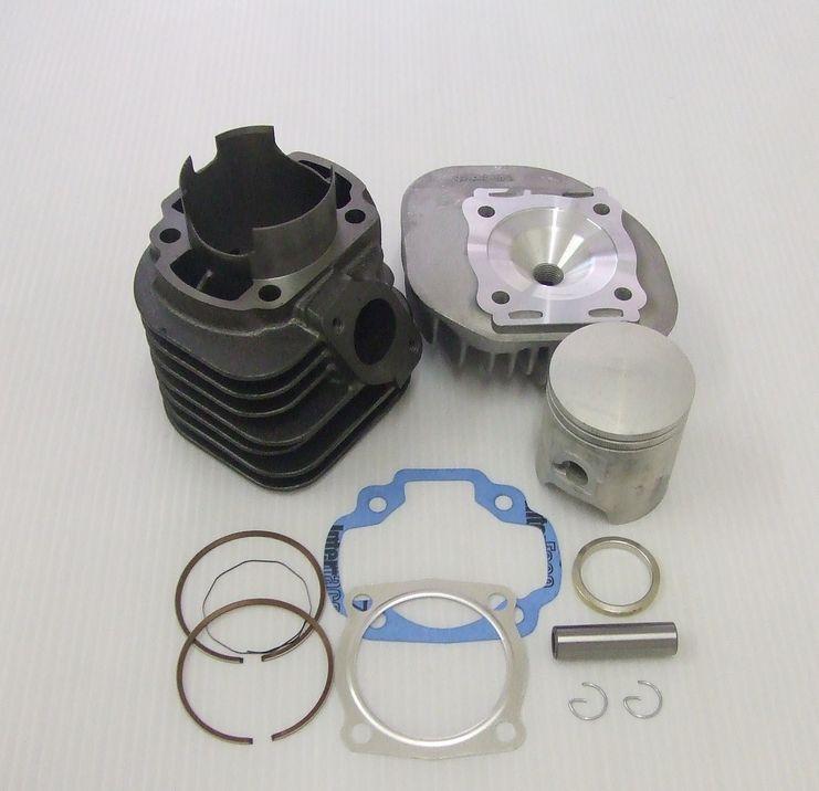 【ALBA】汽缸套件 (Φ54/96cc) 附鋁合金汽缸頭 - 「Webike-摩托百貨」
