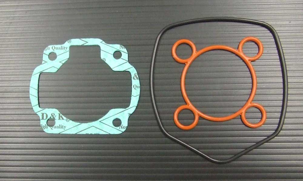 【ALBA】ALBA水冷競賽型汽缸套件専用 墊片套件 (Φ47) - 「Webike-摩托百貨」